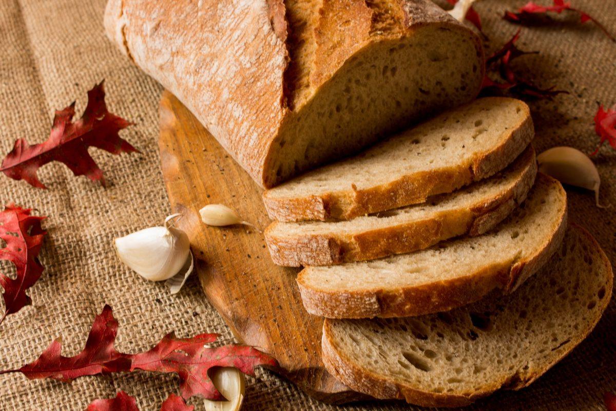 herramientas para hacer pan